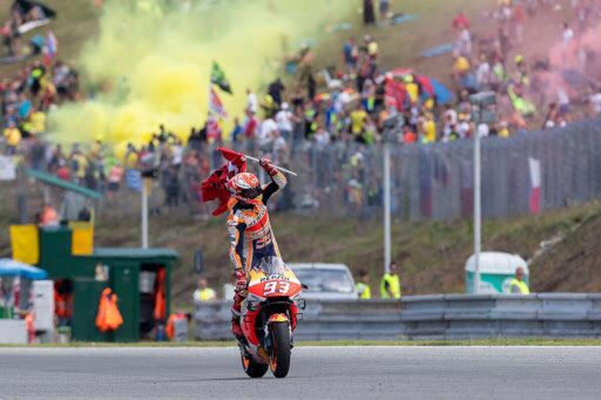 MotoGP. Les éléments alarmants: grand prix de Brno à risque