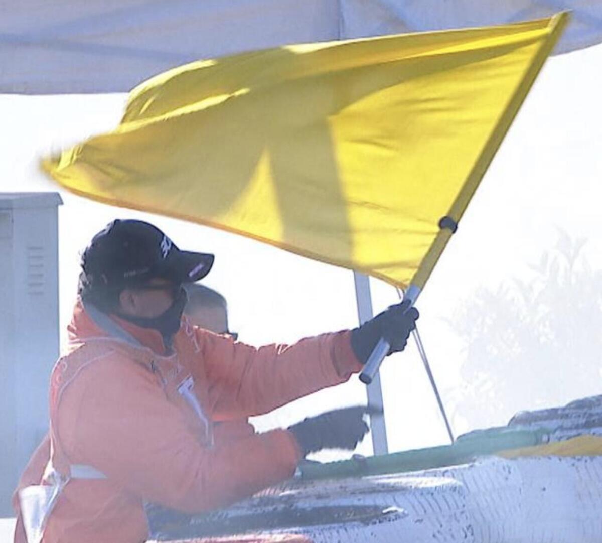 MotoGP. Les drapeaux jaunes à Jerez: à partir du GP de l'Andalousie, les nouvelles règles et les sanctions à ceux qui ne ralentissent pas