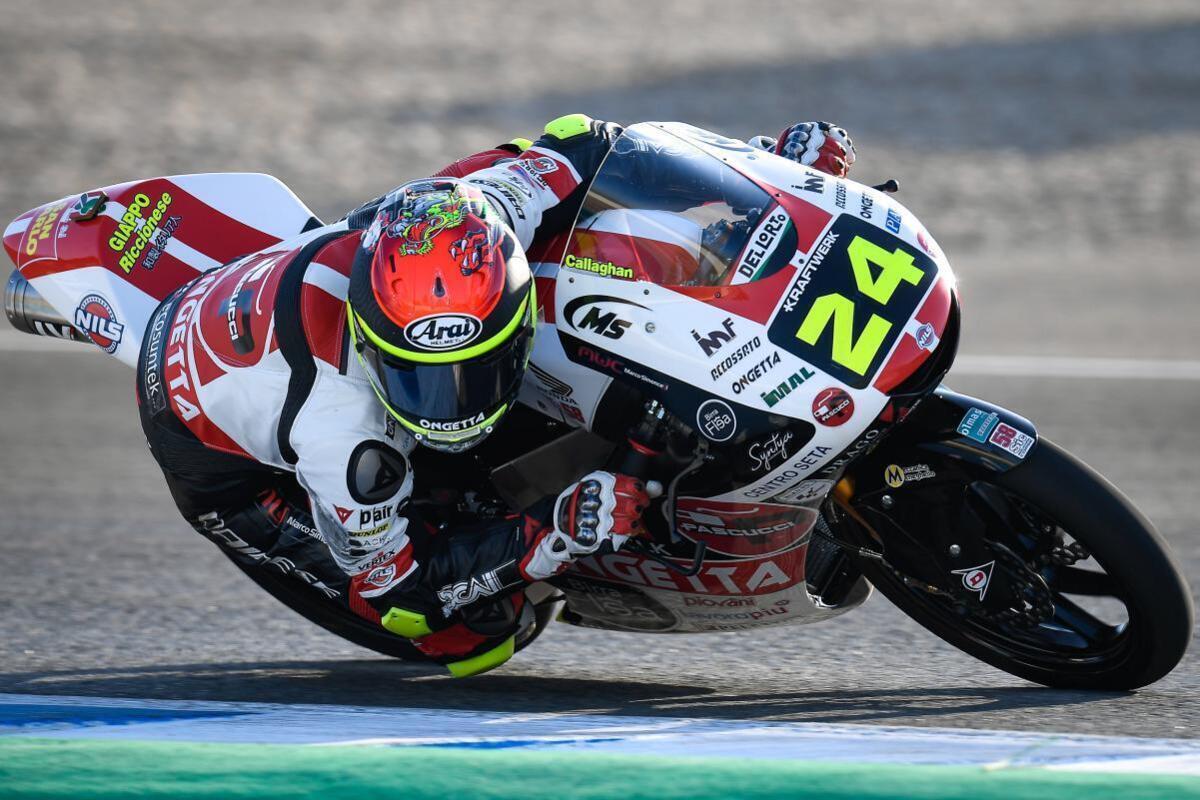 Moto3. Suzuki a remporté la pole pour le GP de Andaluzia 2020 à Jerez