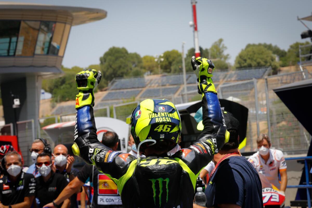 MotoGP 2020. Les transcriptions du GP de l'Andalousie à Jerez