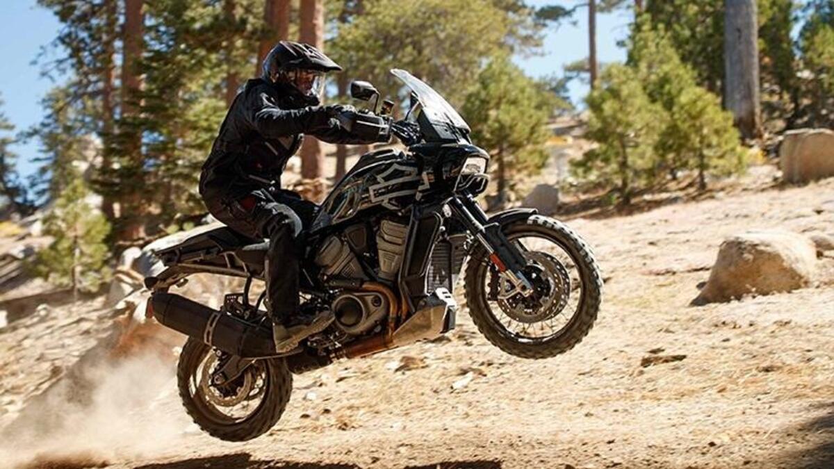 """Harley-Davidson """"Thehardwire"""": 30% des modèles dans le moins. Le Pan de l'Amérique en 2021"""