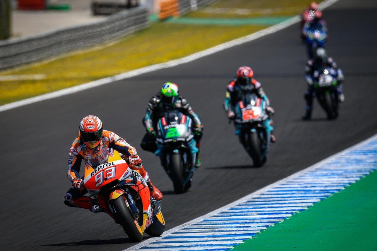 Jerez 2020, #MotoGPisback: le compte à rebours