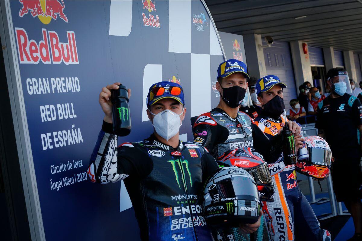 MotoGP 2020. Des indices, des questions et des préoccupations après la QP du GP d'Espagne à Jerez
