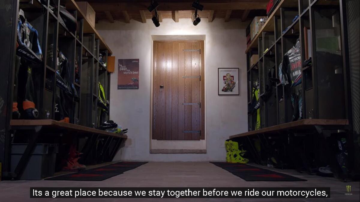 Valentino ouvre les portes du Ranch, le Camp Nou de Tavullia [VIDEO]