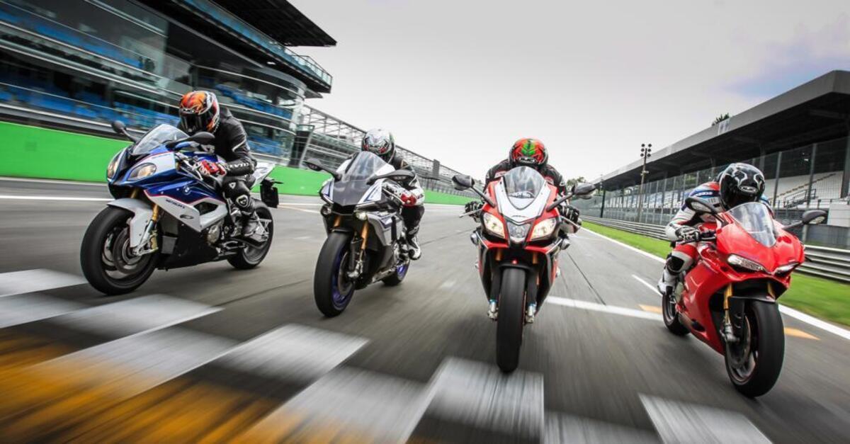 Vélo, conseils pour le shopping: 8 super sports motos sont utilisés moins de 10.000 euros