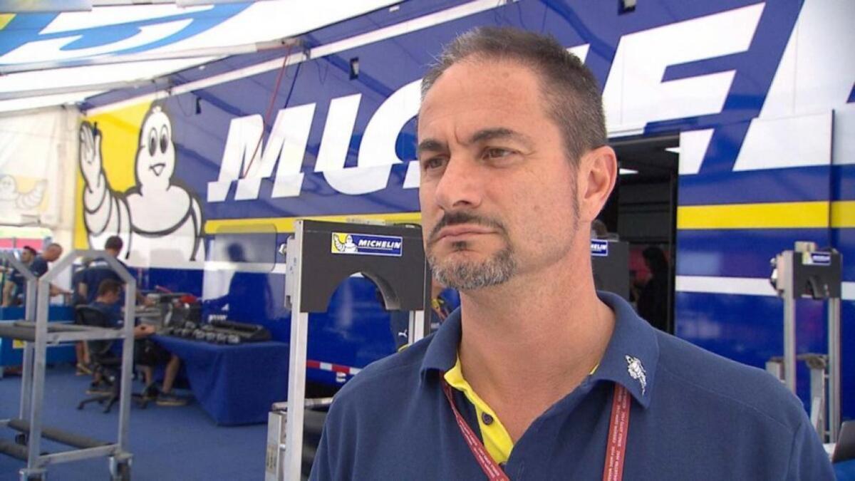 Michelin, pas de complot avec KTM: la partie de la piste