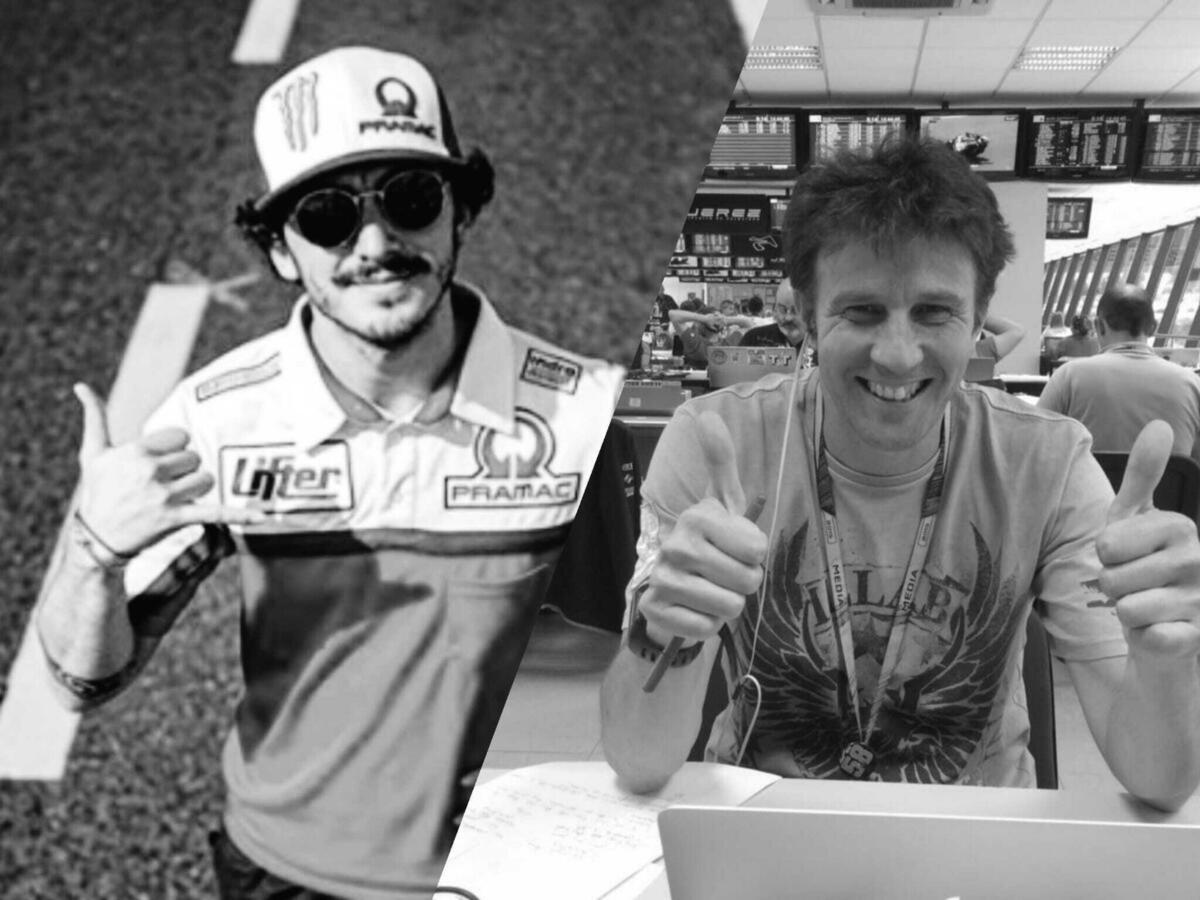 MotoGP 2020 en Autriche. Pecco Bagnaia et Giovanni Zamagni commentaire sur le jour des courses en DIRECT aujourd'HUI 21