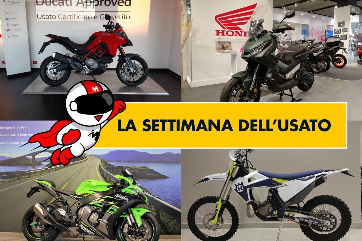 Super-héros de Moto Jours: propose le lundi 1